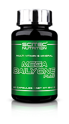 Scitec Nutrition Mega Daily One Plus 60caps