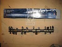 Ось коромысел клапанов ГАЗ 2410, 3302 с коромыслами в сборе, фирменная упаковка. (Производство ЗМЗ)
