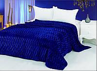 """Покрывало """"Ялка смол"""". Покрывала и пледы (искусственный мех), велюр. Одеяло на кровать (диван)"""
