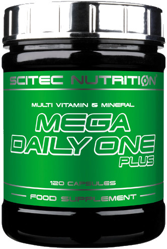 Scitec Nutrition Mega Daily One Plus 120caps
