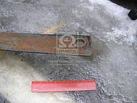 Лист рессоры №1 передней ЗИЛ 130 1513мм с накладкой в сборе (производство Чусовая) (арт. 131-2902100-11), ADHZX