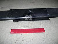 Рессора задней дополнительная КАМАЗ 4308 1-листовая (Производство Чусовая) 4308-2913012-10