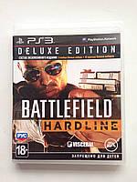 Battlefield: Hardline (PS3) pyc.
