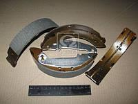 Колодка тормозная барабанная VOLVO 440/460 SERIE задн. (производство ABS) (арт. 8854), ACHZX