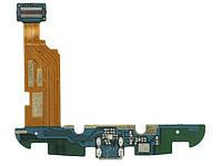 Шлейф для LG E960 Nexus 4, с разъемом зарядки, микрофоном, компонентами