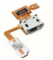 Шлейф для LG P970 Optimus с разъемом зарядки, кнопкой включения, компонентами