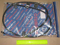 Трос ручного тормоза DAEWOO LANOS (Производство Adriauto) 06.0203