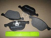 Колодка тормозной FORD FOCUS передний (Производство Intelli) D613E