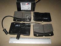 Колодка тормозной IVECO DAILY 30/35/40 передний (Производство ABS) 36840