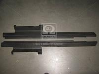 Облицовка порога ВАЗ 2107 передний внутренний (левый+ правый) (Производство Россия) 2107-5109076/77