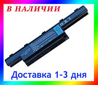 Батарея Acer BT.00607.126, LC.BTP00.127, BT.00605.065, 934T2078F, AS10D5E, 5200 мАh, 10.8v -11.1v