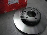 Диск тормозной BMW 5, 6 передний (Производство TRW) DF4361