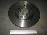 Диск тормозной CHEVROLET CAPTIVA передний, вент. (Производство TRW) DF4928S
