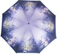 Оригинальный женский зонт автомат ZEST (ЗЕСТ) Z24985-1025 Синий