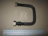 Стремянка ушка рессоры МАЗ L=94+-2,2мм с гайк и гров. (Производство Украина) 500-2912024-05