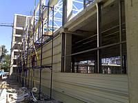 Монтаж Внутренней Стеновой Кассеты для наборного сендвича, фото 1