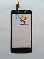 Сенсорный экран для мобильного телефона Lenovo A516, черный  AAA