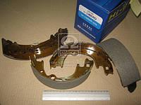 Колодка тормозной барабан. HYUNDAI H-1 2.4, 2.5 99- задней (Производство SANGSIN) SA100