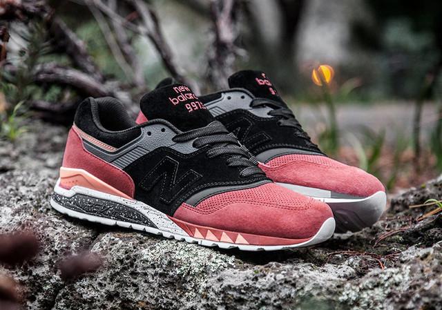 Sneaker Freaker New Balance 997-5 Tassie Tiger купить кроссовки киев