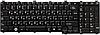 Клавиатура для ноутбука TOSHIBA Satellite (C650, C655, L650, L655, C660, L670, L675) rus, black