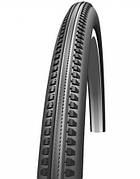 Велопокрышка 22x1 3/8, 501-37, HS-110 Swallow для инвалидных колясок