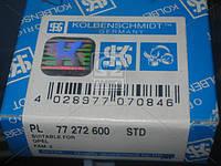 Вкладыши шатунные OPEL STD 1.6/1.6D/1.7D/1.8/2,0 85- (Производство KS) 77272600