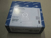 Кольца поршневые RENAULT 89,50 2.5dCi 16V G9U 2,5x1,75x2,5 (Производство KS) 800050610050