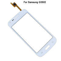 Тачскрин (сенсор) для Samsung Galaxy Star Advance G350 (White) Качество