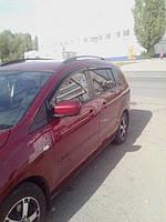 Ветровики, дефлекторы окон Mazda 5 2005-2010 (CobraTuning)