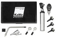 Отоскоп Офтальмоскоп KAWE набор BASIC SET для семейного врача