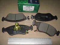 Колодка тормозная дисковая KIA CREDOS (Производство PARTS-MALL) PKB-007