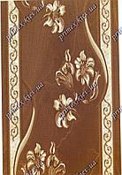 """Ковровая дорожка Кадиллак """"Барбара"""", цвет коричневый"""