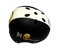 """Шлем защитный BS """"No Rules"""", взрослый, разн. цвета"""