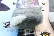 Носок подросток мальчик Супер теплый начес №3055 (уп 12 шт), фото 2