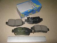 Колодка тормозная TOYOTA YARIS/VITZ 1# -RS/PLATZ 99-06, PROBOX/SUCCEED 02- FRONT (производство MK Kashiyama), ACHZX