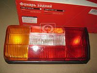 Фонарь ВАЗ 2106 задней левый (Производство ОАТ-ДААЗ) 21060-371601102