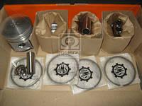 Поршень цилиндра ГАЗ дв.405 96,0 М/К (порш+палец+ст/к+п/к) Molykote, фирм.упак. (покупн. ГАЗ)
