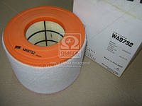 Фильтр воздушный AUDI A6 2.0 (Производство WIX-Filtron) WA9732