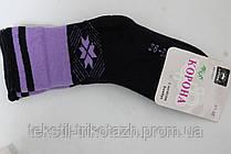 Носок подросток девочка Супер теплый начес № 3301 (уп 12 шт), фото 3