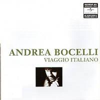 Музыкальный сд диск ANDREA BOCELLI Viaggio italiano (1995) (audio cd)