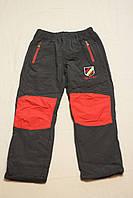 Утепленные спортивные брюки из плащовой ткани от производителя Active Sport, Венгрия. Размеры: 116-146