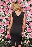 Черное платье sk house, размеры s,m,l,xl, фото 4