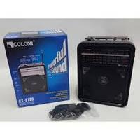 Радиоприемник (переносное радио) GOLON RX-9100 (с USB / SD Kard)