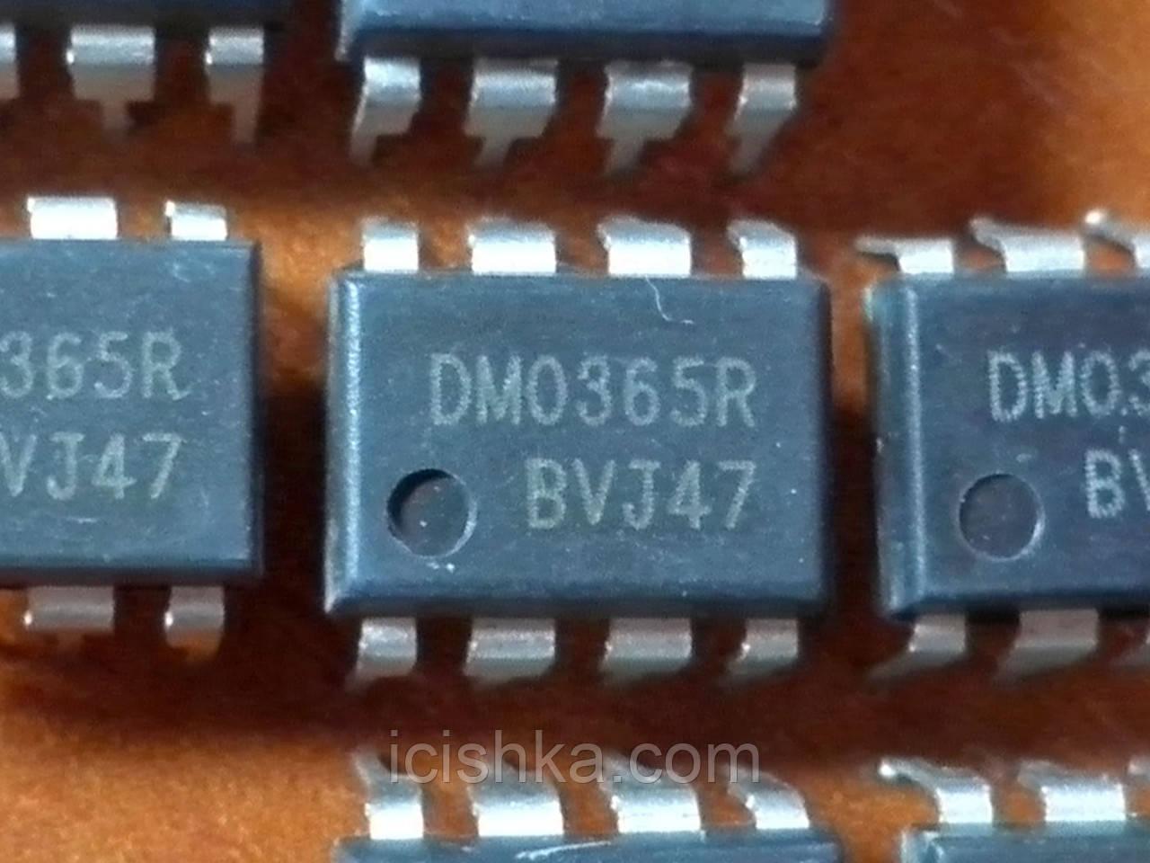 FSDM0365RN / DM0365R DIP8 - ШИМ контроллер для ИБП тюнера