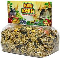 Наш корм для мелких грызунов 600 г.