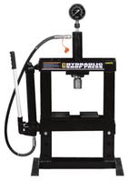 Пресс гидравлический с манометром (10т), Sigma, 6206011