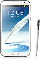 Стекло для Samsung N7100 Galaxy Note 2 (White) Original