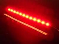 Светодиодная LED линейка SMD 5630-72 R красная 18Вт