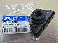 Кронштейн крепления радиатора левый верхняя HYUN ACCENT 11- (Производство Mobis) 253331R100