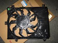 Вентилятор охлаждения двигателя в сборе HYUNDAI/KIA i10 (07-) (пр-во Mobis)